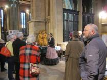Sheffield Cathedral - Welcoming visitors to Stir-Up Sunday